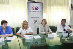 Novi aparati za porodilište u Višegradskoj