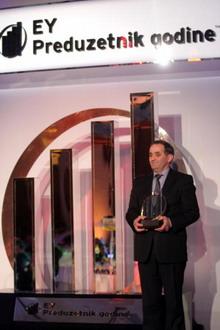 Konkurs za EY Preduzetnika godine 2014