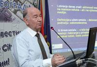 PREDAVANJE DR BORISA CIZELJA: O izazovima lobiranja od lobiranja je prepoznati problem